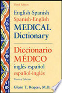 English-Spanish/Spanish-English Medical Dictionary, Third Edition