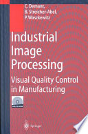 Industrial Image Processing Book