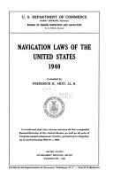 Navigation Laws of the United States, 1940