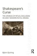 Pdf Shakespeare's Curse