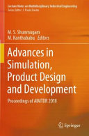 Advances in Simulation  Product Design and Development