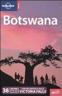 Guida Turistica Botswana Immagine Copertina