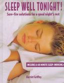 Sleep Well Tonight  Book