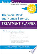 The Social Work And Human Services Treatment Planner With Dsm 5 Updates