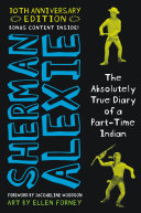 The Absolutely True Diary of a Part-Time Indian Sherman Alexie Cover
