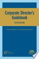 Corporate Director s Guidebook