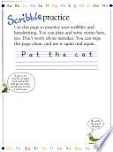 Pat the Cat's Scribble Book