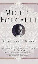 Psychiatric Power Pdf/ePub eBook