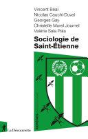 Sociologie de Saint-Étienne Pdf/ePub eBook