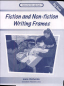 Fiction and Non-fiction Writing Frames
