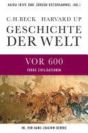 Geschichte der Welt Die Welt vor 600
