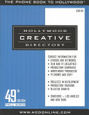 Read Online Hollywood Creative Directory For Free