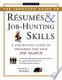 The Ferguson Guide to Resumes and Job Hunting Skills