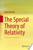 The Special Theory of Relativity Book
