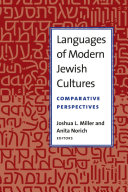 Languages of Modern Jewish Cultures