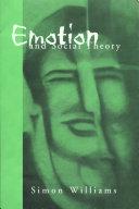Emotion and Social Theory [Pdf/ePub] eBook