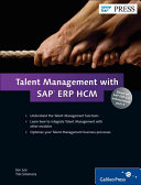 Talent Management with SAP ERP HCM