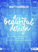 A Beautiful Design   Bible Study Book