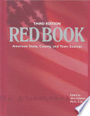 """""""Red Book: American State, County & Town Sources"""" by Alice Eichholz, Ancestry Publishing"""