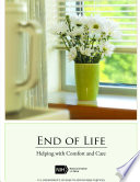 End Of Life Helping With Comfort And Care