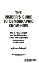 The Insider s Guide to Demographic Know how