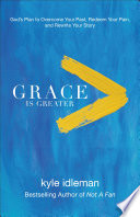 Grace Is Greater Book
