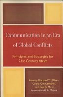 Communication in an era of global conflicts