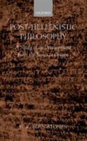Cosmopolis Imagining Community In Late Classical Athens And The Early Roman Empire [Pdf/ePub] eBook