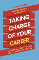 Taking Charge of Your Career