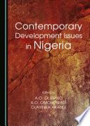 Contemporary Development Issues In Nigeria