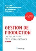 Pdf Gestion de production Telecharger