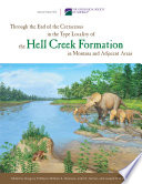 Through the End of the Cretaceous in the Type Locality of the Hell  Creek Formation in Montana and Adjacent Areas