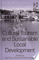 Cultural Tourism And Sustainable Local Development Book PDF