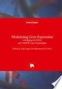 Modulating Gene Expression Book PDF
