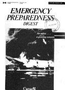 Emergency Preparedness Digest