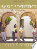 Basic Statistics Tales Of Distributions