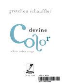 Devine Color Book PDF