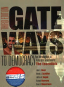 Gateways to Democracy + Lms Integrated for Mindtap Political Science, 1-term Access