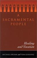 A Sacramental People