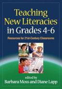 Teaching New Literacies in Grades 4-6