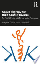 Group Therapy for High Conflict Divorce