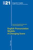 English Pronunciation Models