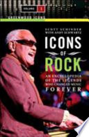 Icons of Rock Book