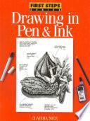 Drawing in Pen   Ink