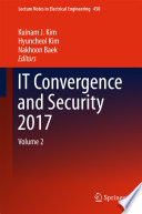 IT Convergence and Security 2017