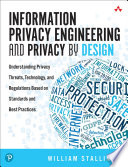 Information Privacy Engineering and Privacy by Design