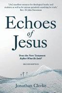 Echoes of Jesus