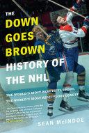 The Down Goes Brown History of the NHL Pdf/ePub eBook