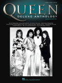 Queen - Deluxe Anthology Songbook Book