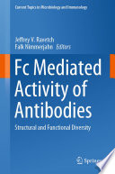 Fc Mediated Activity of Antibodies